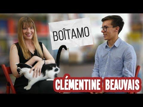 Dis, Clémentine Beauvais, c'est quoi la littérature ados ? | feat. Lemon June
