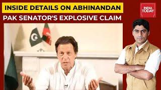 Imran Khan Feared Indian Airstrike: Pakistan Senator | India First