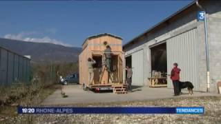 Ain : Tiny-House made in Artemare