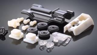 Objet260 Connex Triple-Jetting 3D Printers