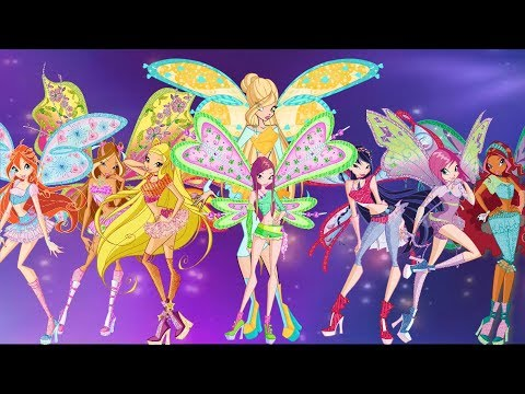 Winx Club Season 4 - Full Believix With Daphne And Roxy