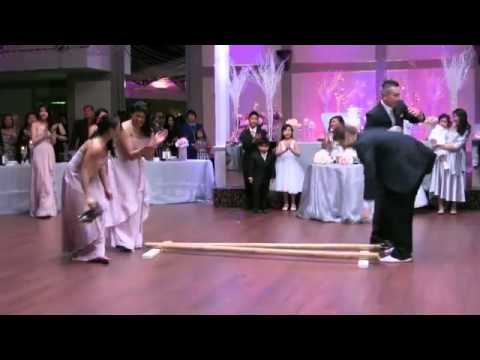 Cool Amazing First Wedding Entrance - YouTube