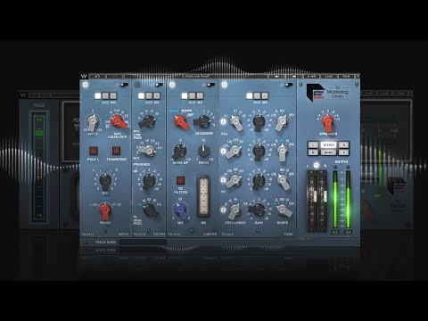 """Waves is promising you the sound and """"magic"""" of the Abbey Road mastering console in a plugin"""