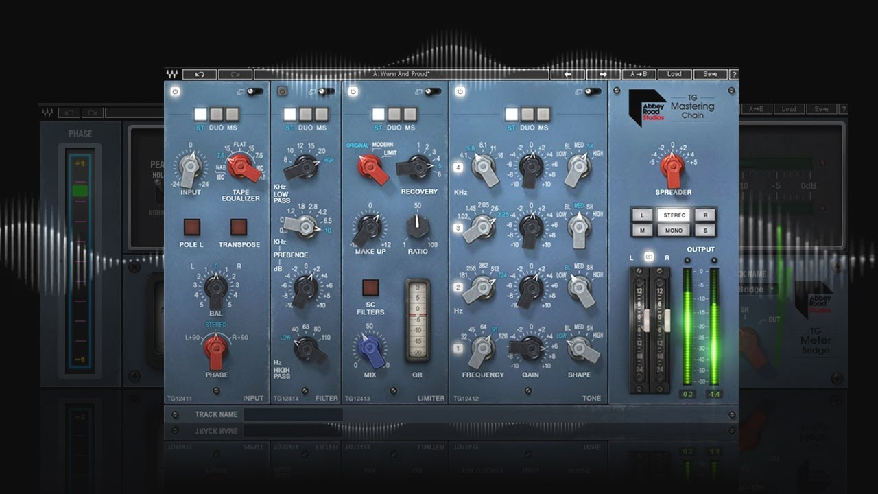 Waves Is Promising You The Sound And Magic Of The Abbey Road Mastering Console In A Plugin Musicradar
