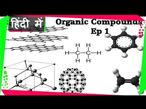 Organic Chemistry (हिंदी) Ep 1 – Catenation, Allotropes and Hydrocarbons –  in Hindi