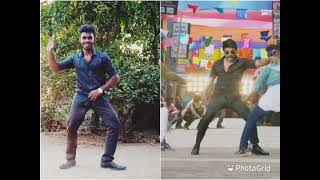 Nanbanukku koila kattu dance cover short clip #lawrence #master #trending #whatsappstatus #ganasaran