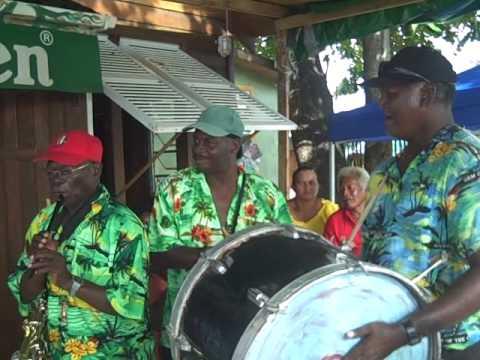 The Sweet Rhythm of a Barbados Tuk Band.AVI