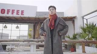 Мужское свободное клетчатое пальто - обзор MOD