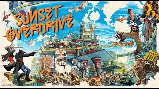 Liberado Sunset overdrive PC /Gameplay//Download///2019////PC fraco