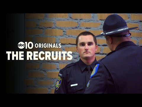 Inside The Sacramento Police Academy | The Recruits