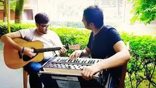 Dil Cheez Tujhe Dedi   Harmonium Guitar Cover   Ankit Tiwari   Arijit Singh