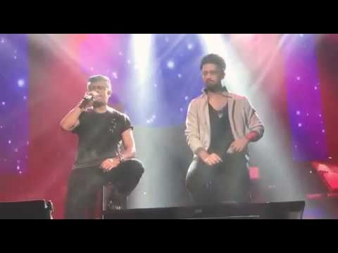 Lambi judai by -SONU NIGAM live perfomance video with atif aslam