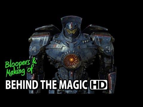 Pacific Rim (2013) Behind the Magic - Bulding Jaegers streaming vf