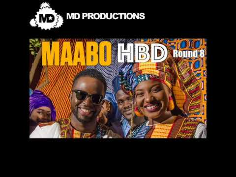 Maabo - Hbd ( Round 8).  [Audio Officiel]