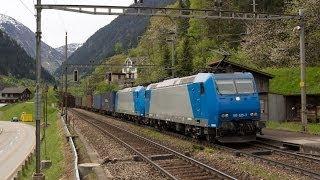 Neue Loks für die BLS Cargo