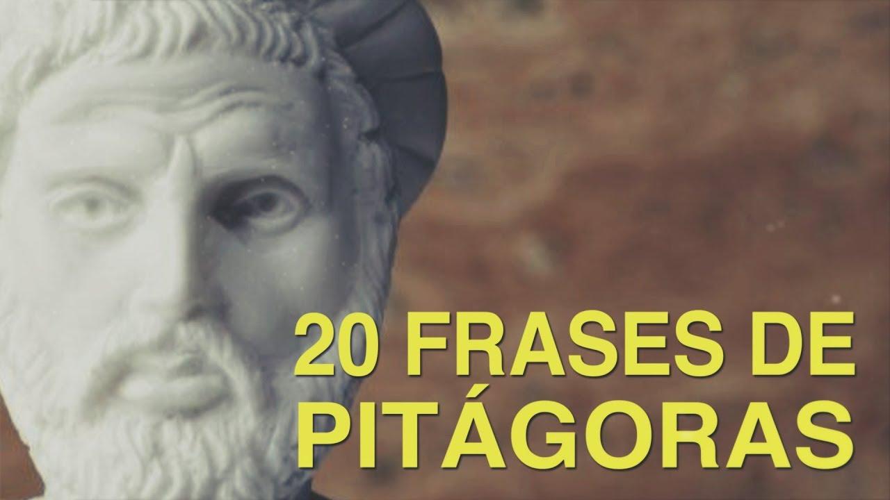 20 Frases De Pitágoras Matemáticas Y Misticismo