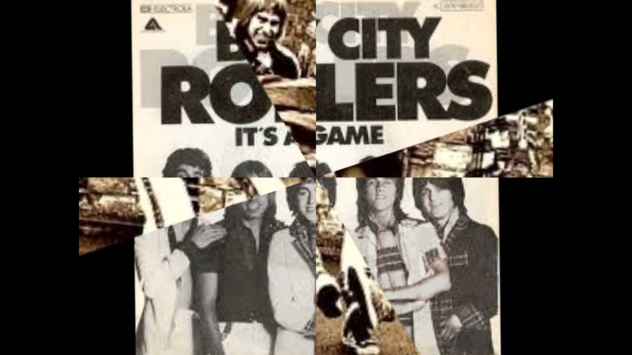 BAY CITY ROLLERS Don't Worry Baby