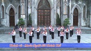Bài 2 - Thánh vũ Maria Người Nữ Thánh Thể