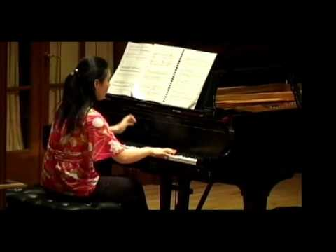 Wang Jie, GAME FOR TWO for two pianos - III