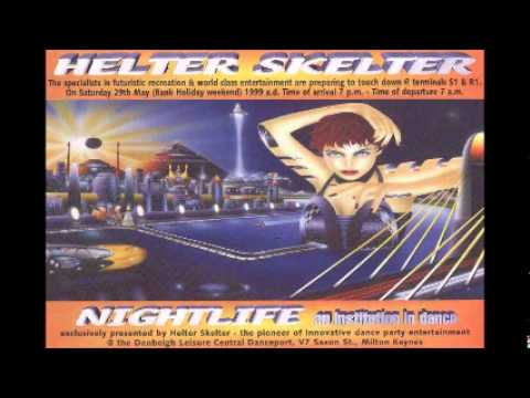 DJ M-ZONE - HELTER SKELTER NIGHTLIFE TECHNODROME PART 1