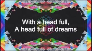 Baixar A Head Full Of Dreams - Coldplay Lyrics [AHFOD]