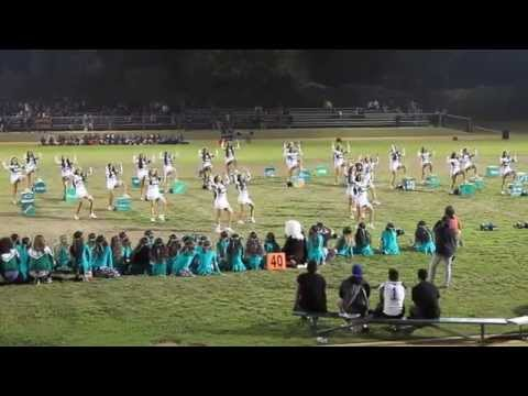 Eagle Rock Cheer vs Sotomayor 10-10-2014