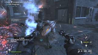 extinction pistol ark attachment