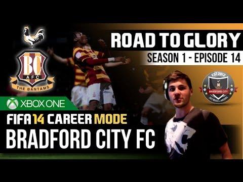 FIFA 14 | Bradford City RTG Career Mode - S1E14 - Legendary Is Hard.....