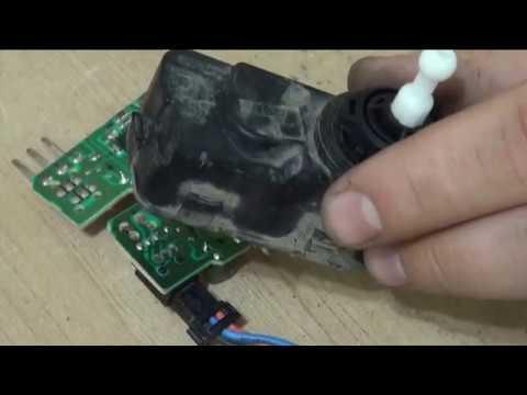 Соната ЕФ,ремонт корректора в штатном ксеноне