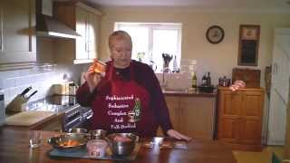 Terry Cooks Chicken Jalfrezi - An Easy Curry Recipe By The Bhaji Man