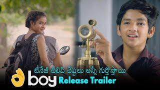 BOY Movie Release Trailer   New Telugu Movie 2019   Daily Culture