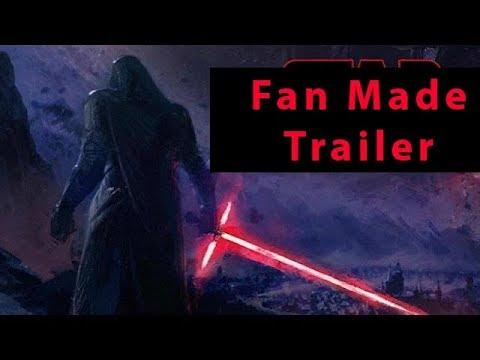 Star Wars 8 : Episode VIII - The Last Jedi - TRAILER (2017) - Daisy Ridley [HD] (FanMade)