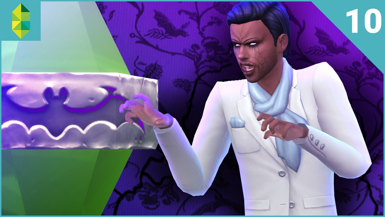 The Sims 4 Vampires - Part 10 | You're Trapped!