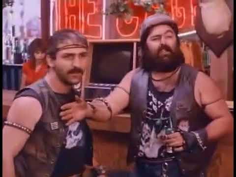 Lorenzo Lamas Bar Fight Scene | Snake Eater (1989)