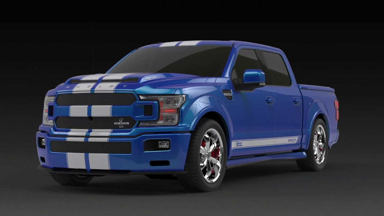 2018 Shelby Super Snake F 150 Available Now Early Availability