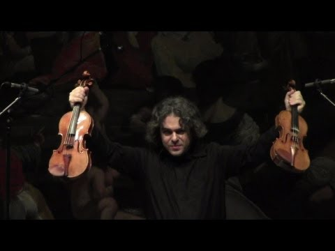 Da Pari a Pari - Stradivari e Guarneri a confronto