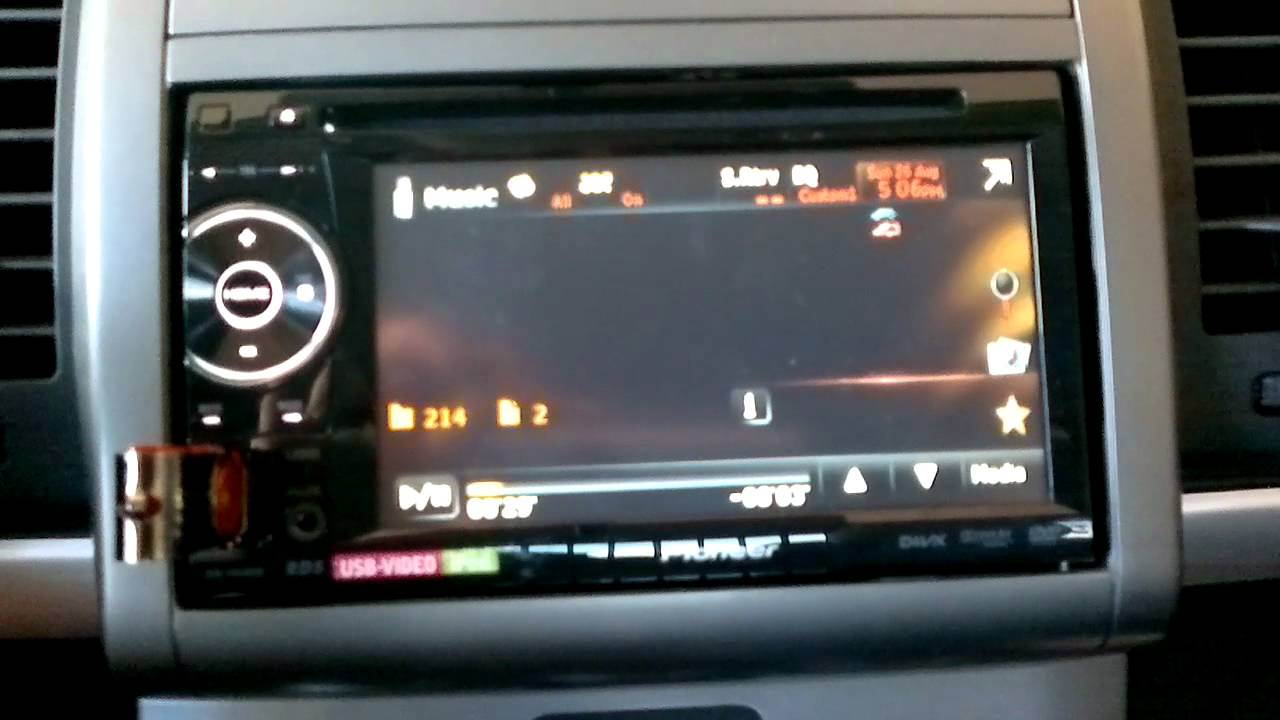 maxresdefault avh 1450dvd instalado en sentra 2012 youtube pioneer avh p2400bt wiring diagram at mifinder.co