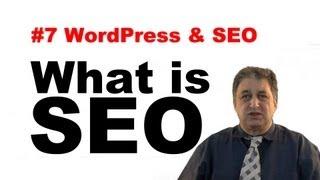 #7 SEO Tutorials for Beginners | WordPress & Search Engine Optimization