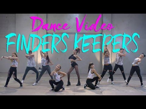 Finders Keepers - Dance Video #FindersKeepers | TINI