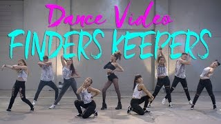 Finders Keepers - Dance Video #FindersKeepers | TINI