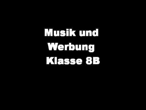 Musik und Werbung 8B