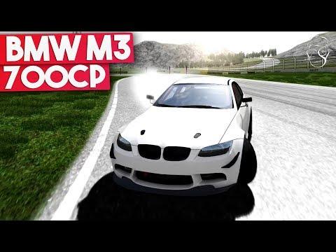 BMW M3 cu motor de 5.7   Peak Angle