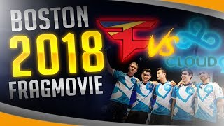 CSGO Boston 2018 Final Fragmovie