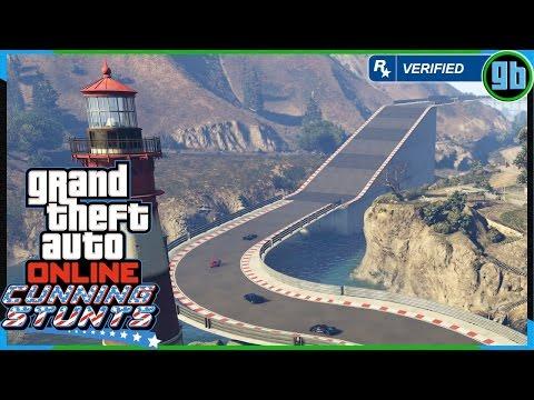 GTA Online: Cunning Stunts   Rockstar Verified Winners