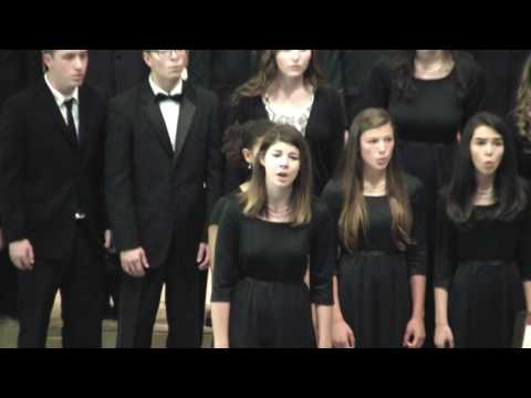 2016 Cair Paravel Latin School Spring Concert HS Choir - Light of a Clear Blue Morning