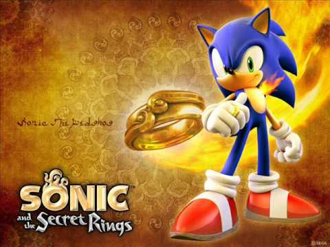 Sonic And The Secret Rings Original Soundtrack