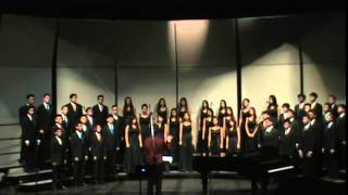 Concert Choir: Green Grow the Lilacs