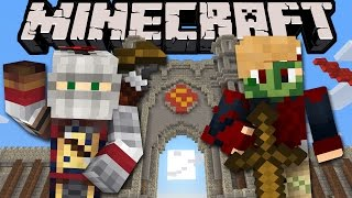 Minecraft: Wynncraft Adventures PART 1 - Archer Adam & Assassin Eric - Multiplayer RPG Server