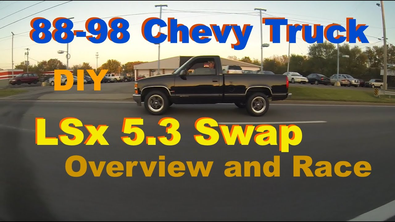 wire diagram chevy 5 3 swap [ 1280 x 720 Pixel ]