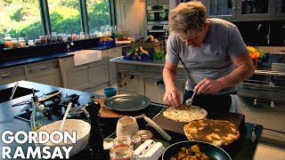 Indian Inspired Dishes With Gordon Ramsay